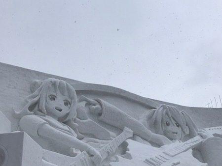 雪まつり初音ミク