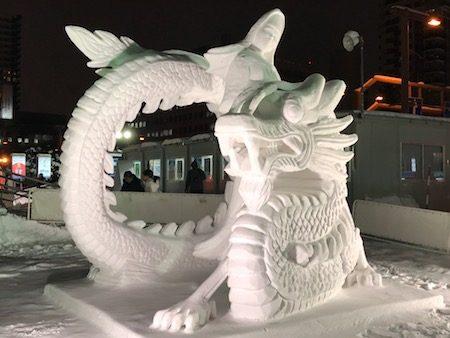 マカオ国際雪像コンクール